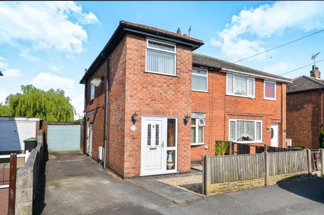 Thumbnail Semi-detached house for sale in Robin Hood Road, Kirkby-In-Ashfield, Nottingham