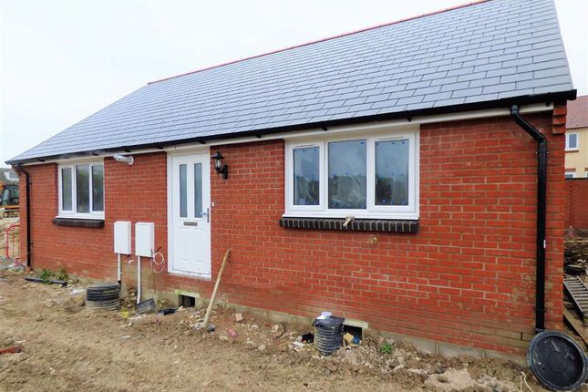 Thumbnail Detached bungalow for sale in Curtis Way, Weymouth