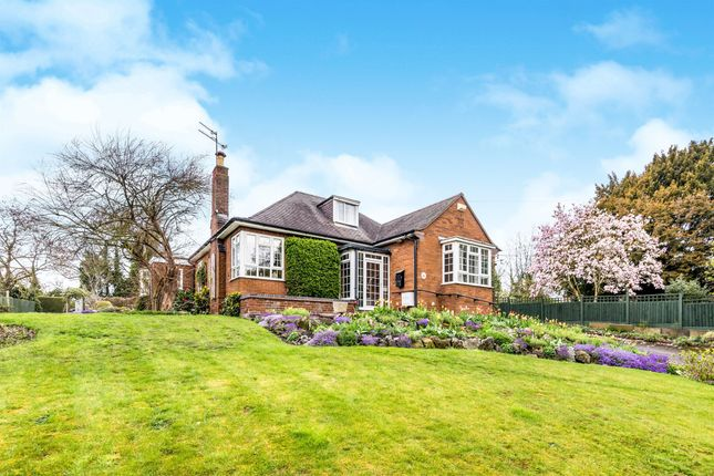 3 bed detached bungalow for sale in High Street, Colton, Rugeley WS15