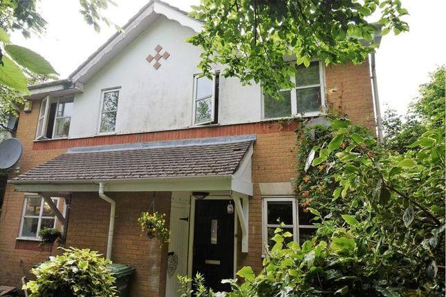 Thumbnail Semi-detached house to rent in Adams Close, Grange Park, Hedge End, Southampton