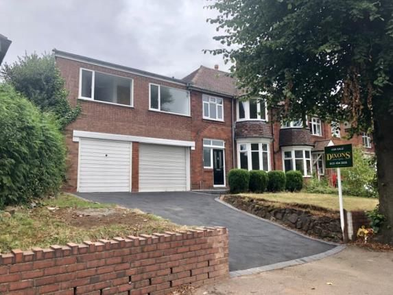 Thumbnail Semi-detached house for sale in St. Marks Road, Smethwick, Birmingham, West Midlands