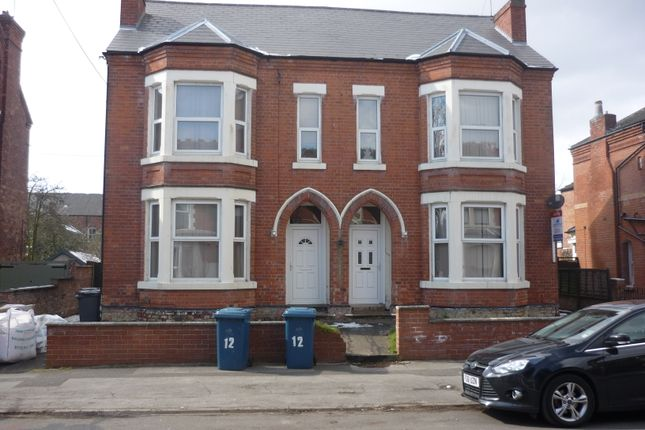 Thumbnail Semi-detached house to rent in William Road, West Bridgford, Nottingham