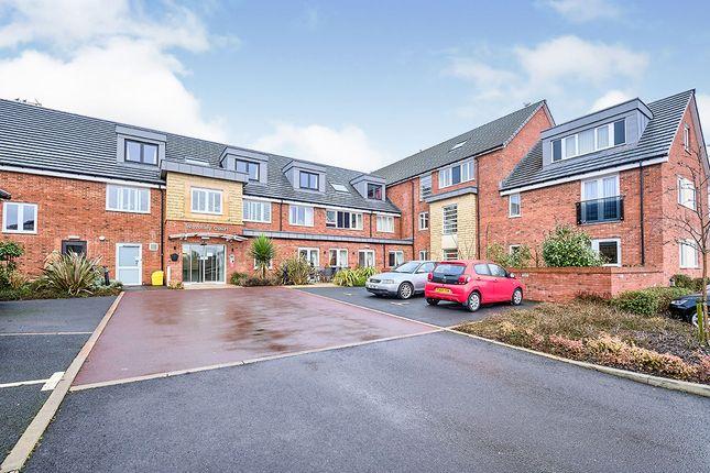 Thumbnail Flat for sale in Waverley Court, Waverley Gardens, Carlisle, Cumbria