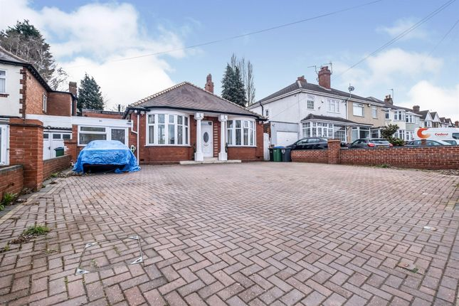 2 bed detached bungalow for sale in Walsall Road, West Bromwich B71