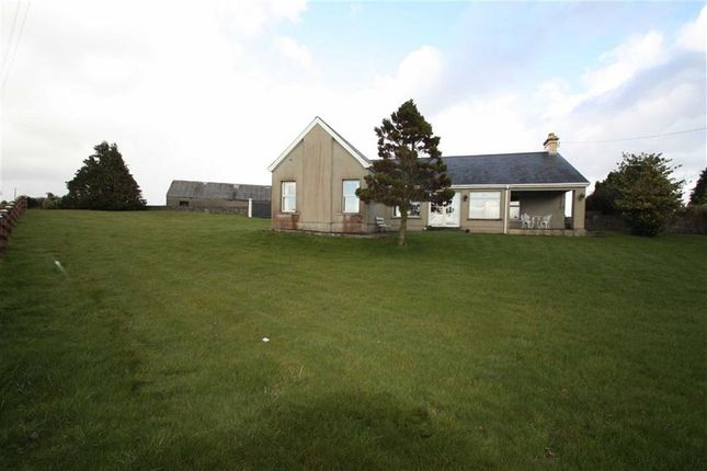 Thumbnail Detached bungalow for sale in Drumnaconagher Road, Ballynahinch, Down