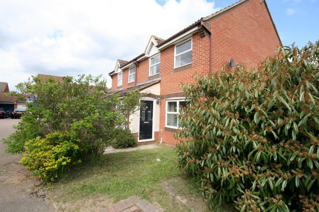 Thumbnail Flat to rent in Partridge Walk, Greater Leys, Oxford