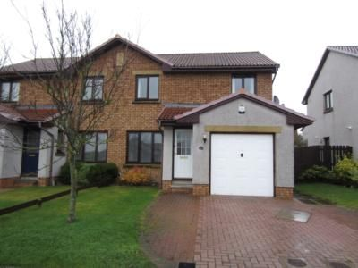 Thumbnail Semi-detached house to rent in Cairnhill Place, Newtonhill