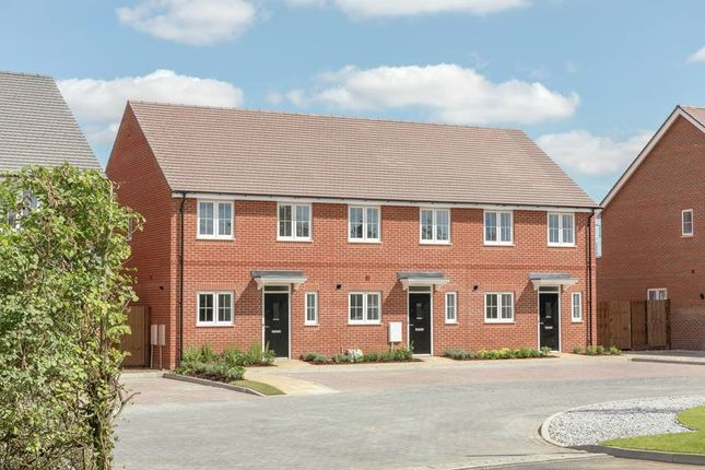 """Thumbnail Terraced house for sale in """"The Gosfield"""" at Main Street, Grendon Underwood, Aylesbury"""