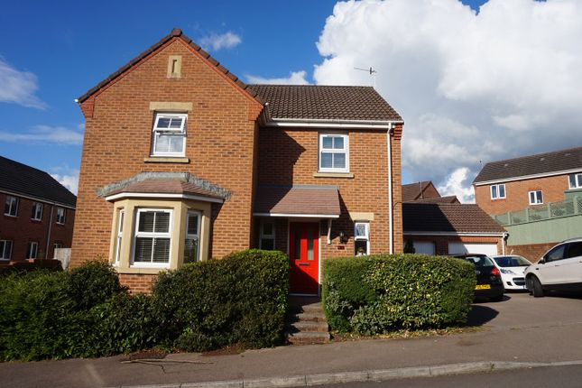 Thumbnail Detached house for sale in Blacksmith Close, Oakdale, Blackwood