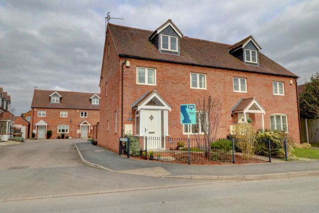 Thumbnail Semi-detached house for sale in Legion Court, Middle Littleton, Nr Evesham
