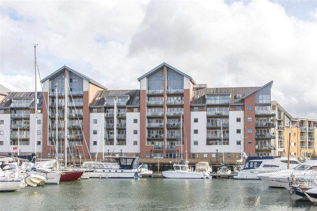 Thumbnail Flat for sale in Merchant Square, Portishead, North Somerset