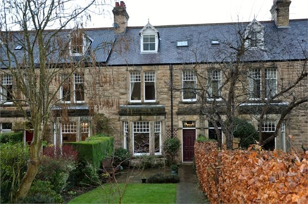 Thumbnail Terraced house for sale in Woodside, Hexham, Northumberland.