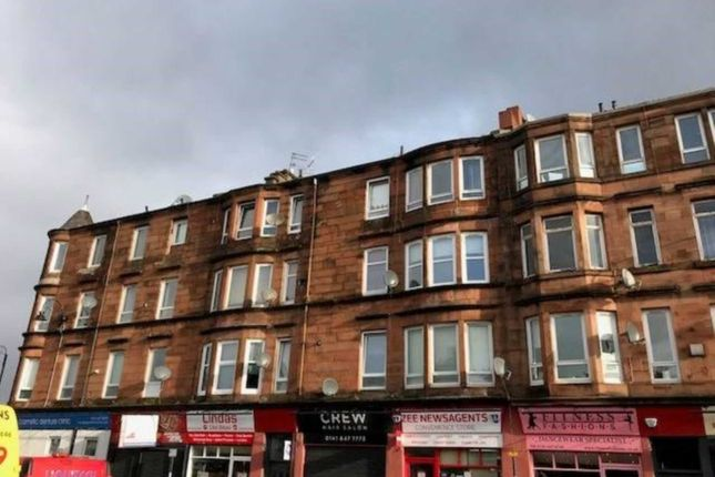 Thumbnail Flat to rent in Cambuslang Road, Rutherglen, Glasgow