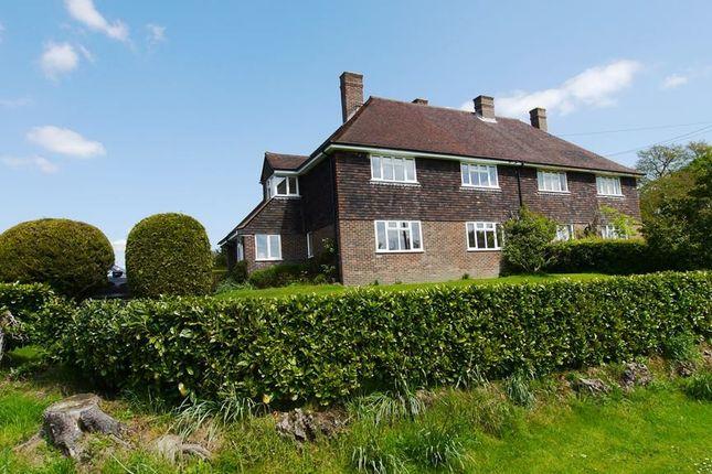 Thumbnail Semi-detached house to rent in Bishopstone Cottage, Bishopstone Lane, Ansty, Haywards Heath