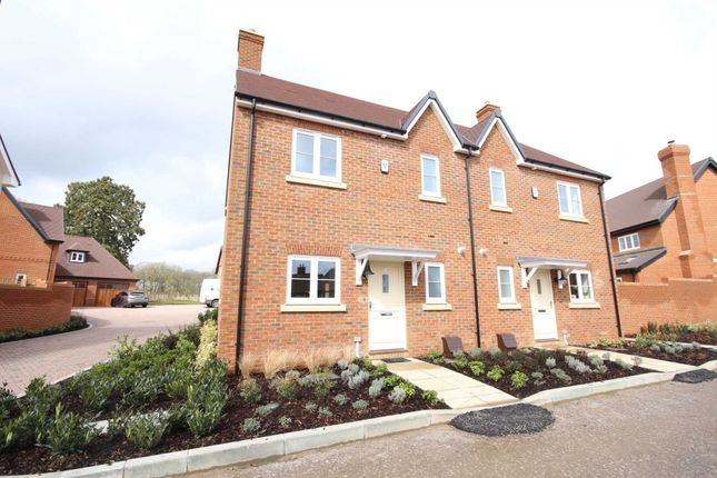 Thumbnail Semi-detached house to rent in Yarrow Hill, Warfield, Bracknell