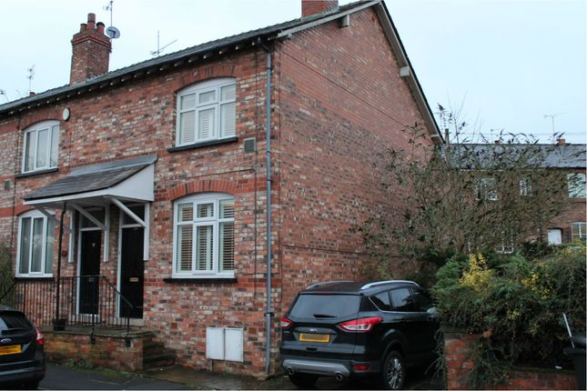 Thumbnail Mews house to rent in Bollin Walk, Wilmslow