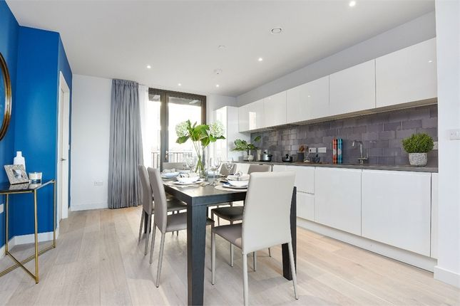 Flat to rent in Masthead House, 5 Royal Crest Avenue, London