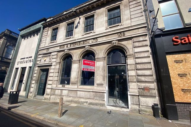 Thumbnail Commercial property to let in Bold Street, Liverpool