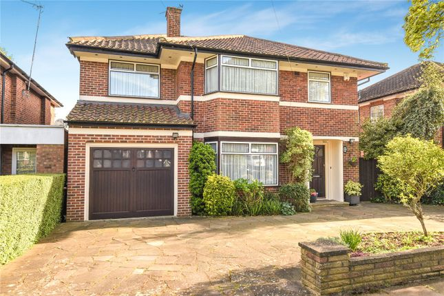 Thumbnail Property for sale in Cedar Drive, Pinner, Middlesex