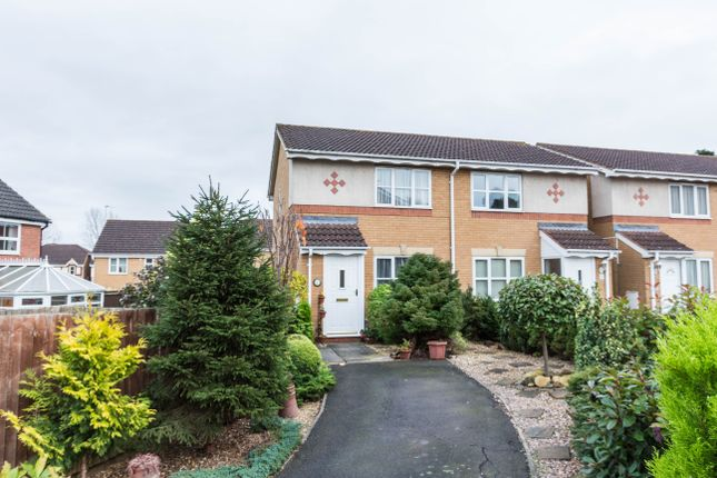 Thumbnail Semi-detached house for sale in Garrow Close, Irthlingborough, Wellingborough