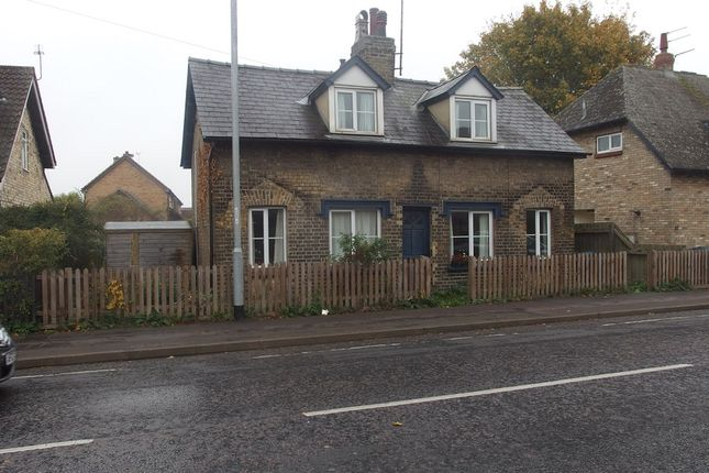 Thumbnail Detached house to rent in High Street, Trumpington, Cambridge