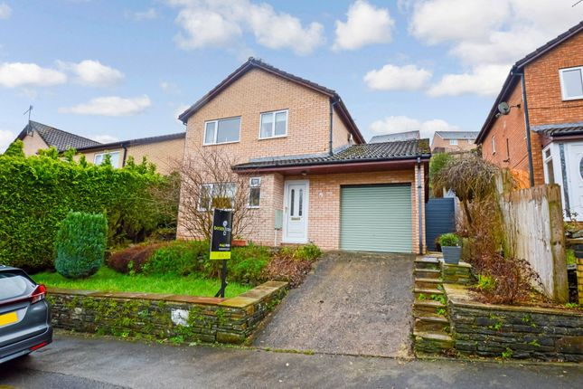 Thumbnail Detached house for sale in Heol-Y-Glyn, Treharris