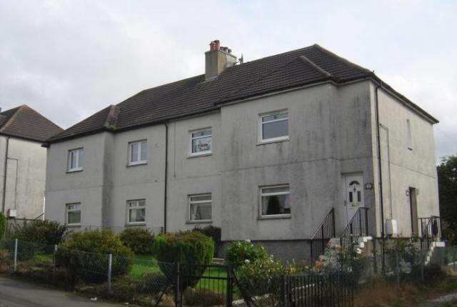 Thumbnail Flat to rent in Hillhead Avenue, Carluke, 4El