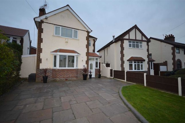 Thumbnail Detached house for sale in Mark Rake, Bromborough, Wirral
