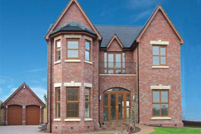 Thumbnail Detached house for sale in Ballycrochan Avenue, Bangor