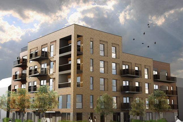 Thumbnail Flat for sale in Bastable Avenue, Barking