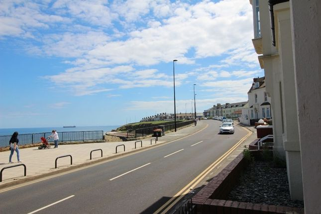 Thumbnail Flat to rent in Promenade, Whitley Bay