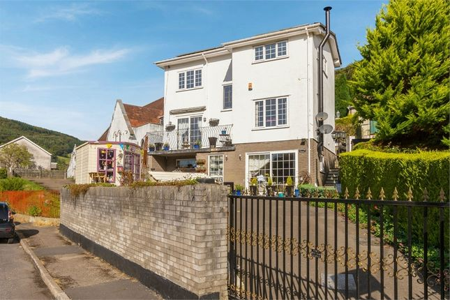Thumbnail Detached house for sale in Park Street, Cwmcarn, Newport, Caerphilly