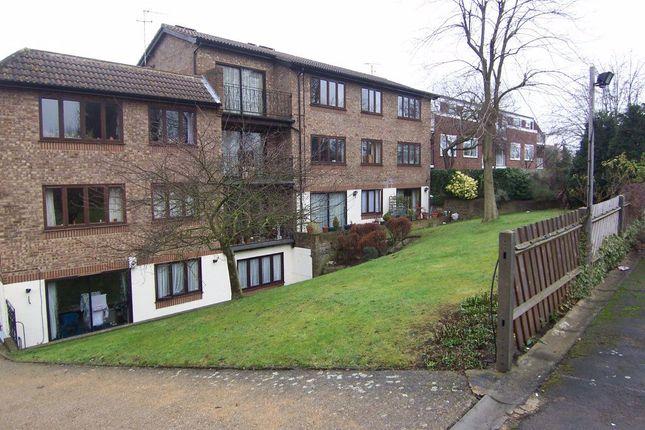 Thumbnail Flat to rent in Princes Court, Dukes Avenue, New Malden