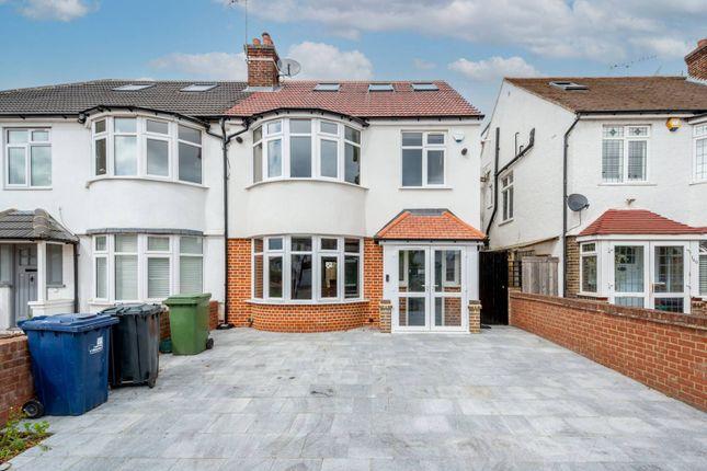 Thumbnail Semi-detached house to rent in Popes Lane, Ealing, London