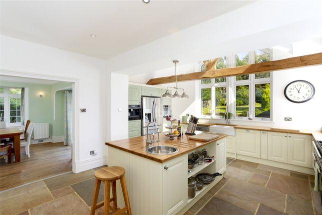 Thumbnail Detached house for sale in Sandling Road, Saltwood, Hythe, Kent