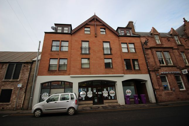 Thumbnail Flat for sale in St. Colmes Close, Angus