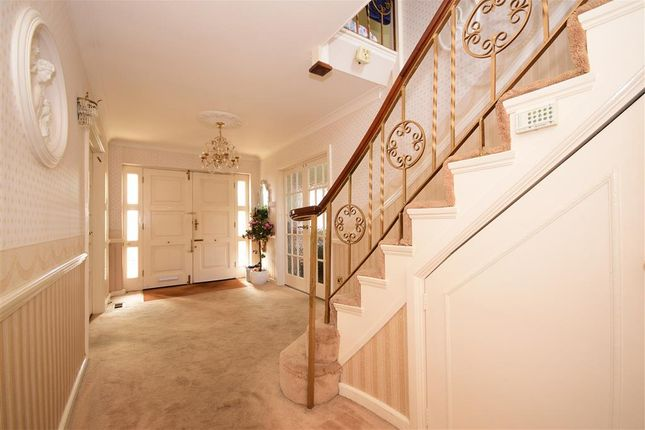 Thumbnail Detached house for sale in Barton Close, Chigwell, Essex