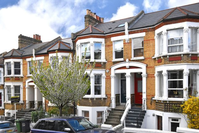 Thumbnail Terraced house to rent in Tressillian Road, London