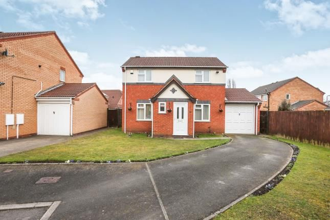 Thumbnail Detached house for sale in Morris Close, Yardley, Birmingham