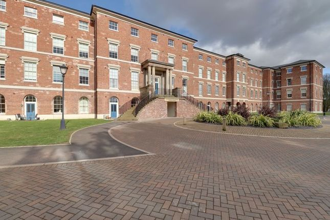 Thumbnail Flat for sale in St. Georges Parkway, Stafford