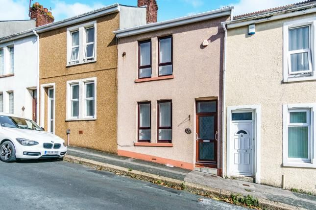 Thumbnail Terraced house for sale in Plymouth, Devon, England