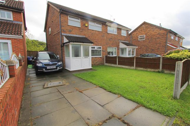 Thumbnail Semi-detached house for sale in Chalfont Way, Liverpool