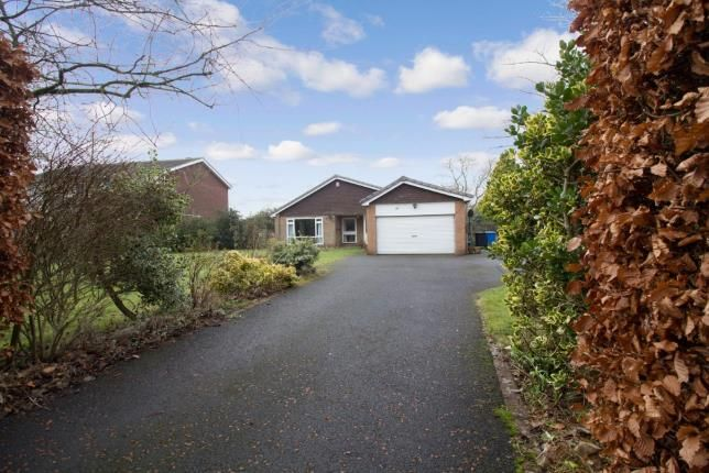 Bungalow for sale in Avondale Road, Darras Hall, Ponteland, Northumberland