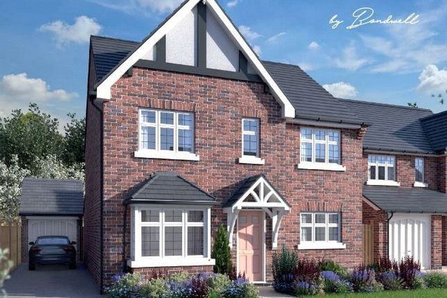 Thumbnail Detached house for sale in Porterwood, Shipley Park Gardens, Marlpool, Derbyshire