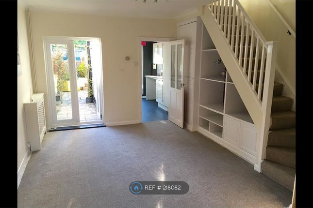 Thumbnail Terraced house to rent in Duncombe Road, Berkhamsted