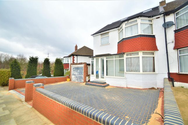 Thumbnail End terrace house to rent in Wakefield Gardens, Cranbrook, Ilford