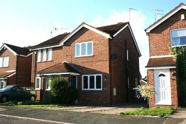Thumbnail Semi-detached house to rent in Wittering Close, Long Eaton