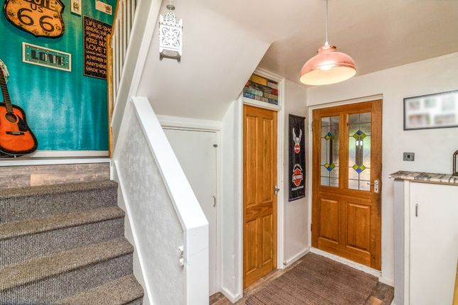 Entrance Porch of Roscoe Drive, Sheffield, South Yorkshire S6