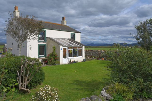 Thumbnail Detached house for sale in Drigg Road, Drigg, Holmrook, Cumbria