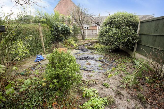 Garden (1) of Brookhill Street, Stapleford, Nottingham NG9